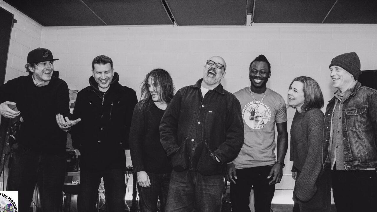 Horizons #2 team at MusicBox Studios