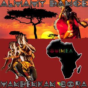 Almamy Camara African dance logo