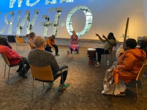 Singing workshop